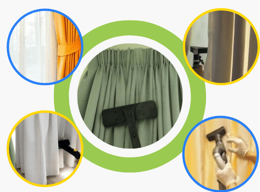 Curtains and Blinds Cleaning Coorparoo