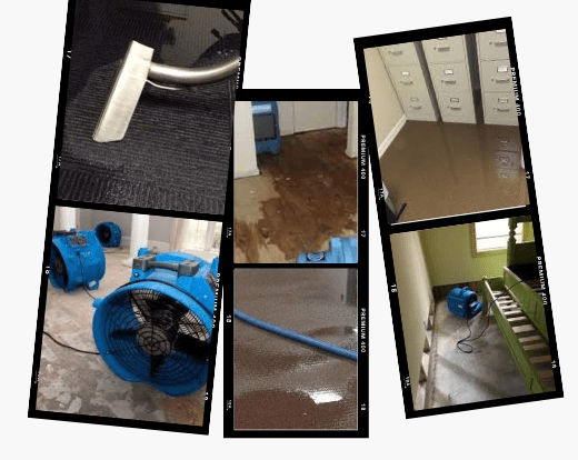Flood Water Damage Restoration Coorparoo